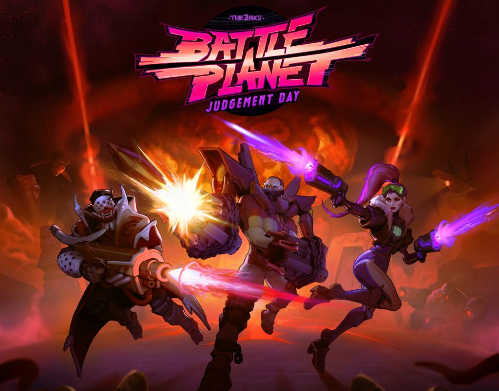 Battle Planet - Judgment Day //Threaks GmbH