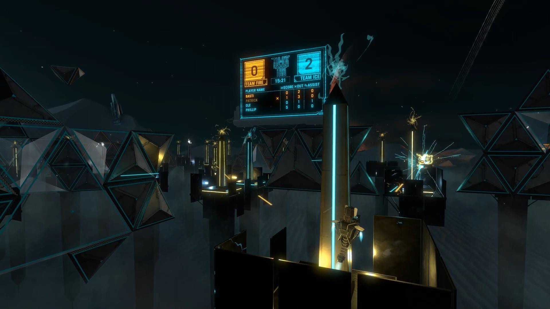 Tower Tag //VR-Nerds GmbH (2018)